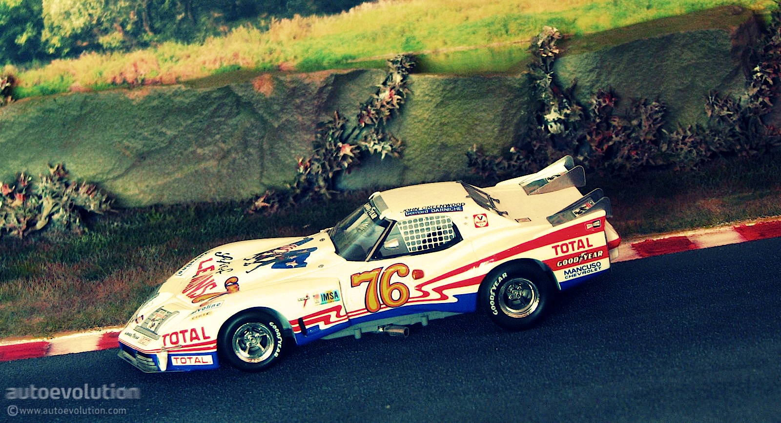 A Tribute To Greenwood S Spirit Of Le Mans Corvette Photo Gallery