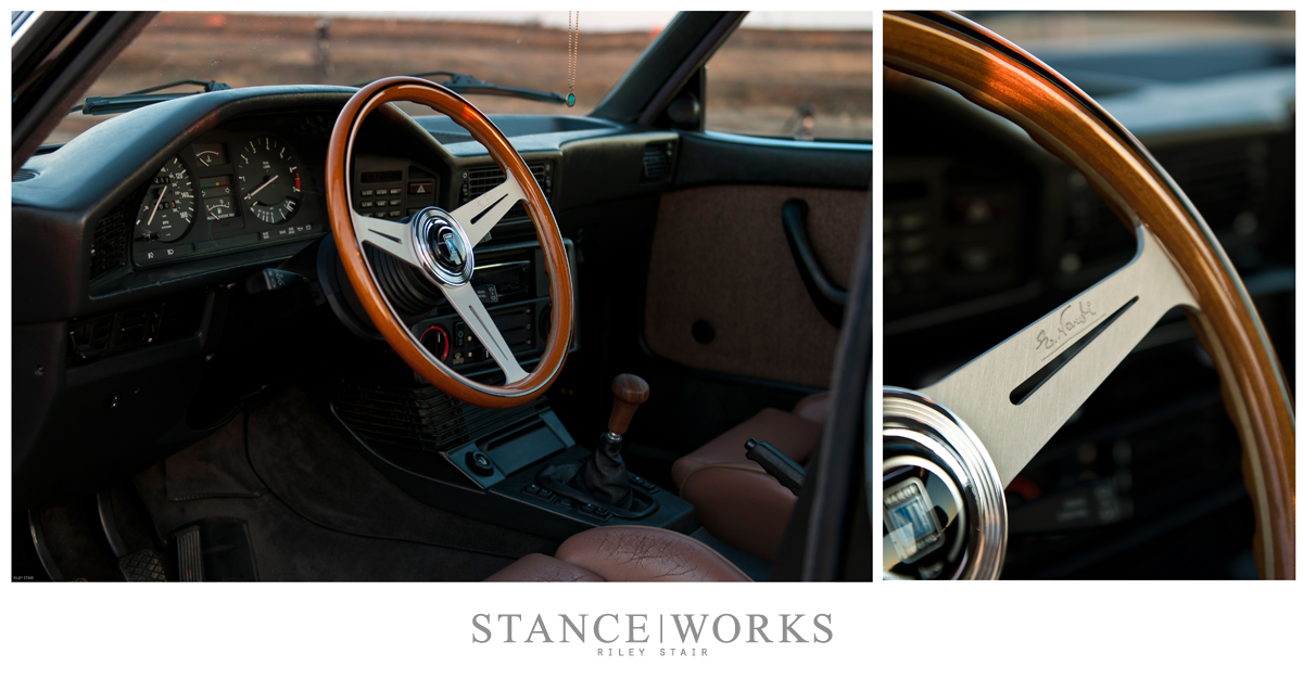 Classic Car Steering Wheels