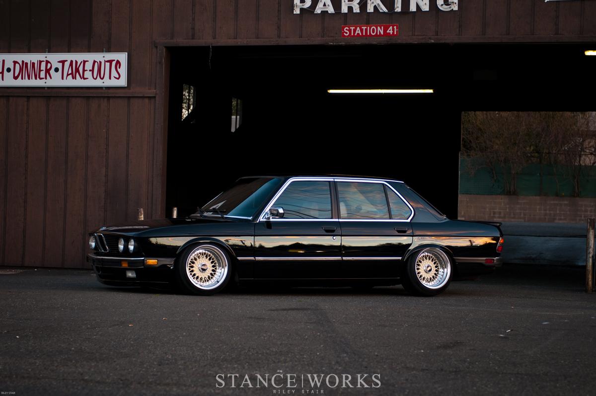 A True Classic: Riley Stair's 1986 BMW E28 535i ...