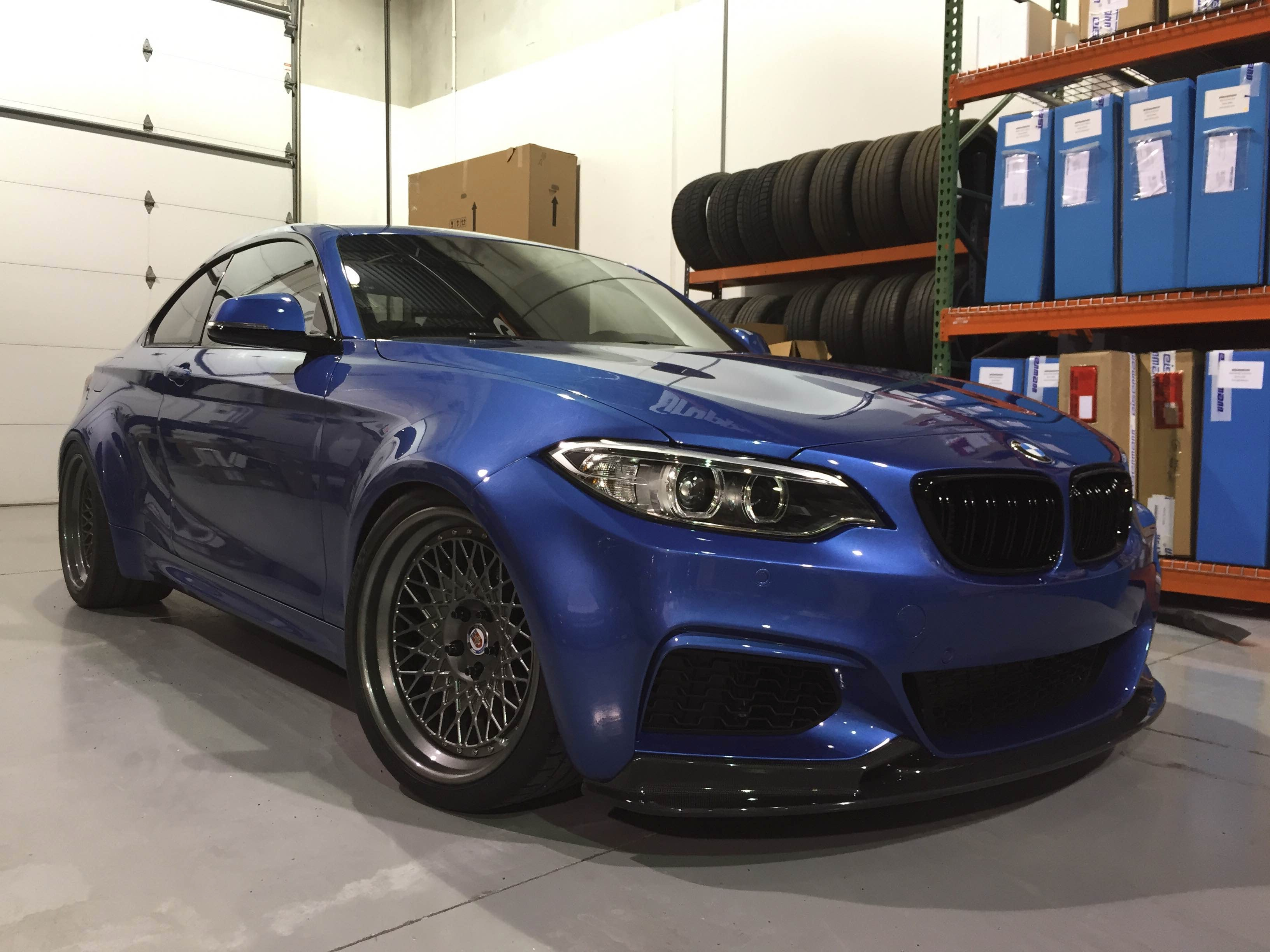 BMW M235i Gets 80 Extra HP thanks to PPPerformance and iPE