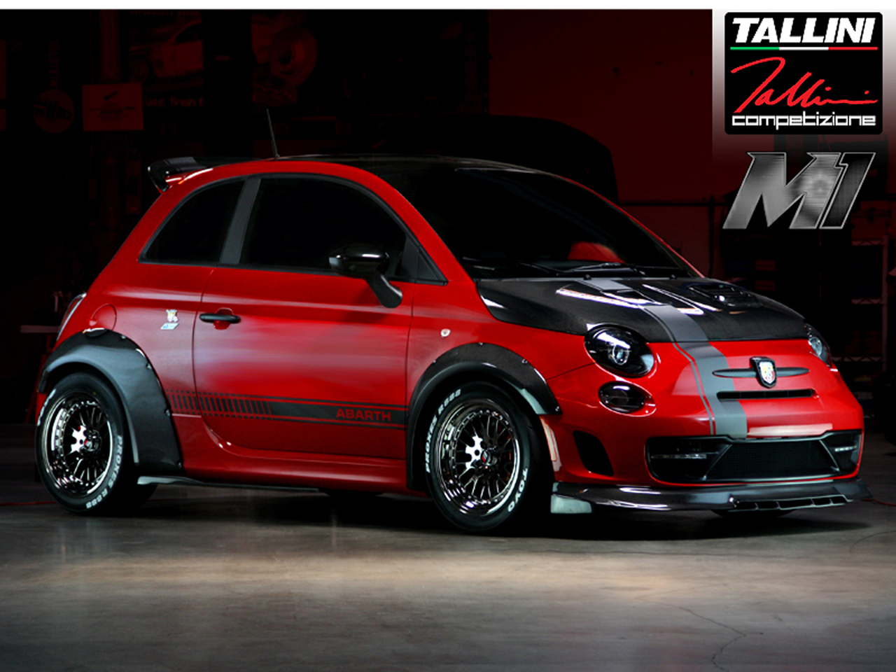 Abarth 500 By Road Race Motorsports Is On Our Christmas