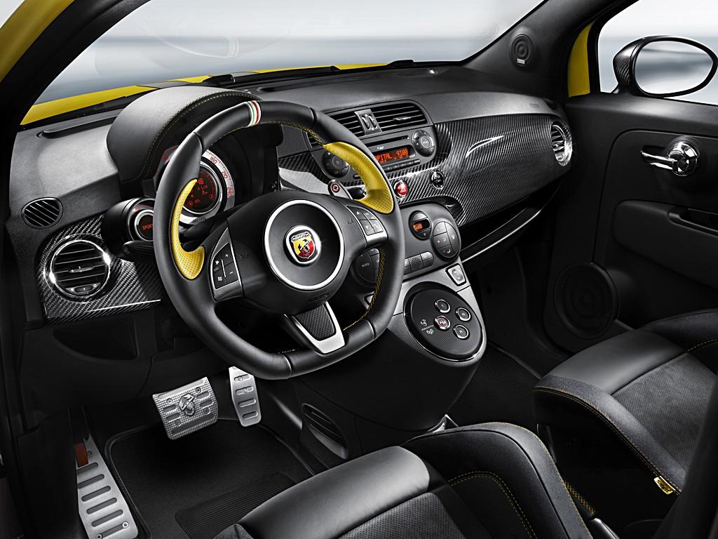 Abarth 695 Tributo Ferrari Heading To Geneva Autoevolution