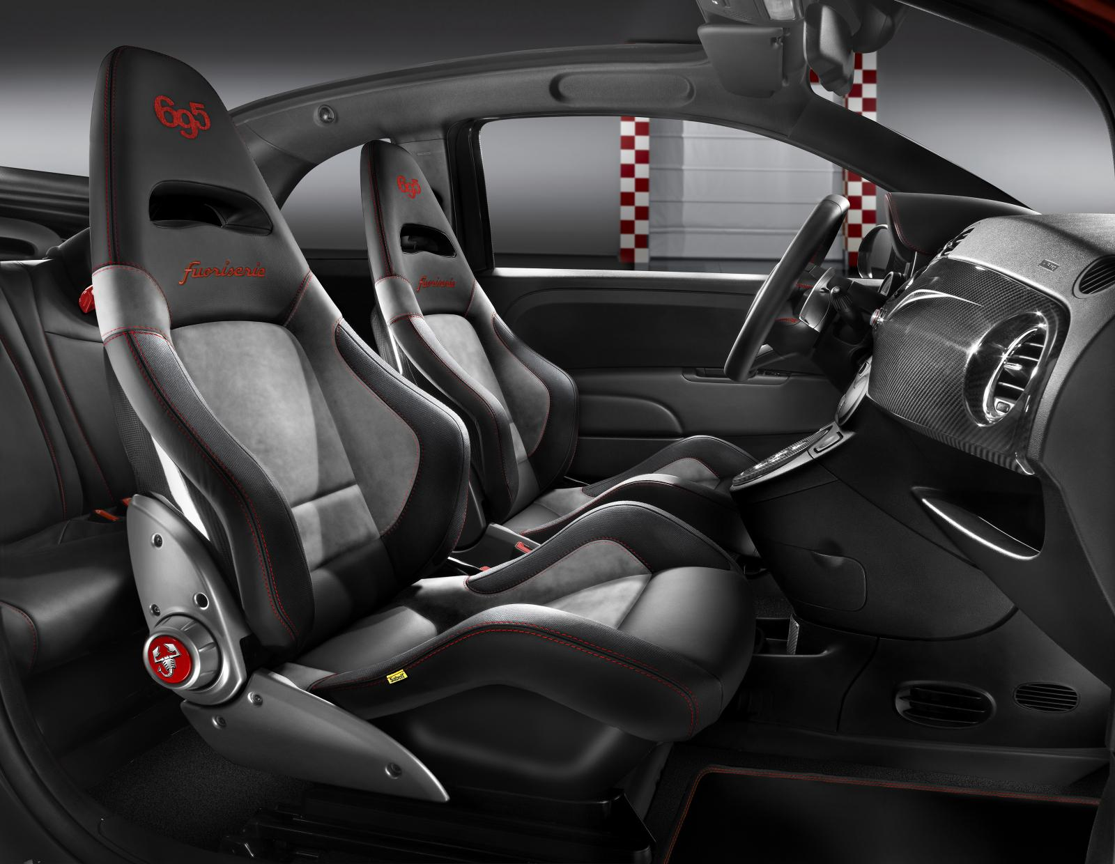 Abarth Bringing 695 Fuori Serie And Punto Supersport To
