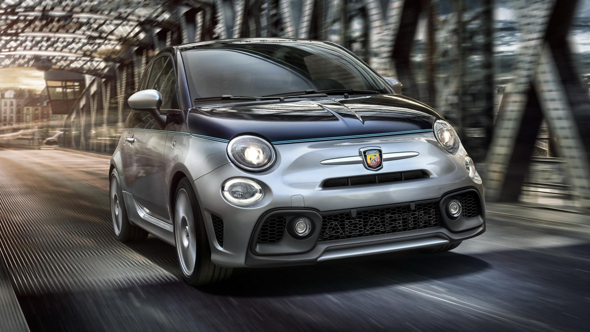 abarth pays tribute to riva with 695 rivale 175th anniversary