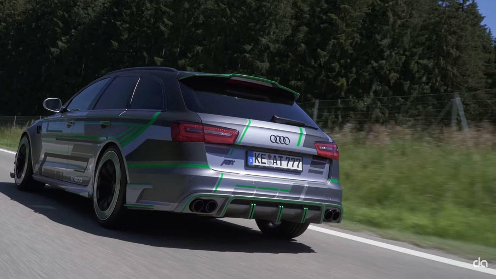 Audi Station Wagon For Sale