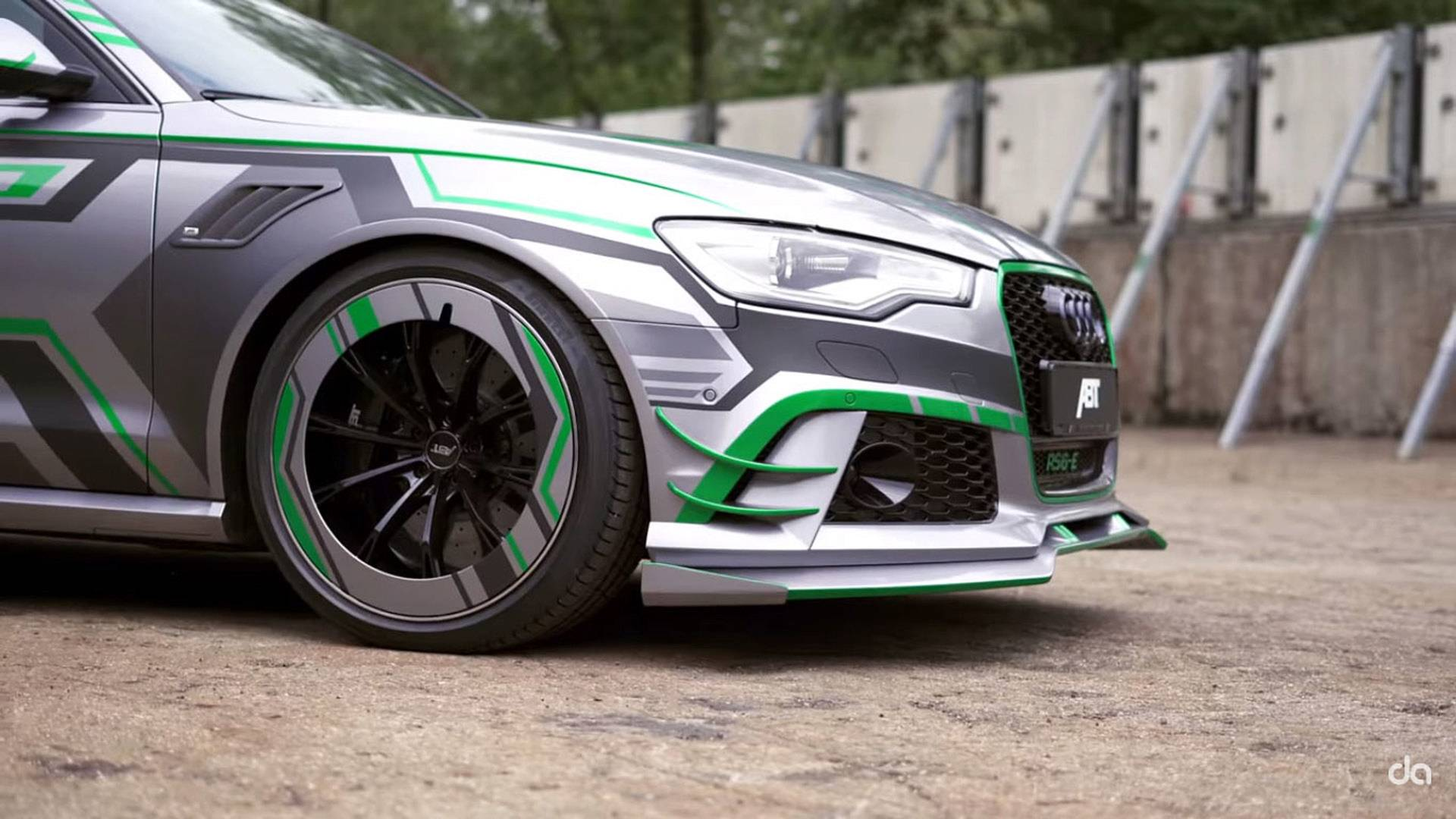 The Rs6 Avant Is One Of Most Capable Wagons In World Able To Take Cat Vet Faster Than It Can Puke Out A Hairball So How Does Audi
