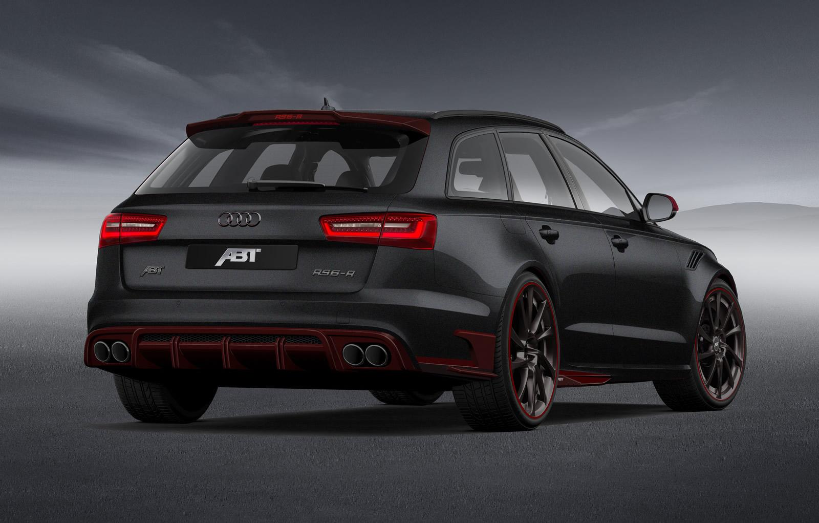 Abt Audi Rs6 R Brings 730 Hp To Geneva Autoevolution