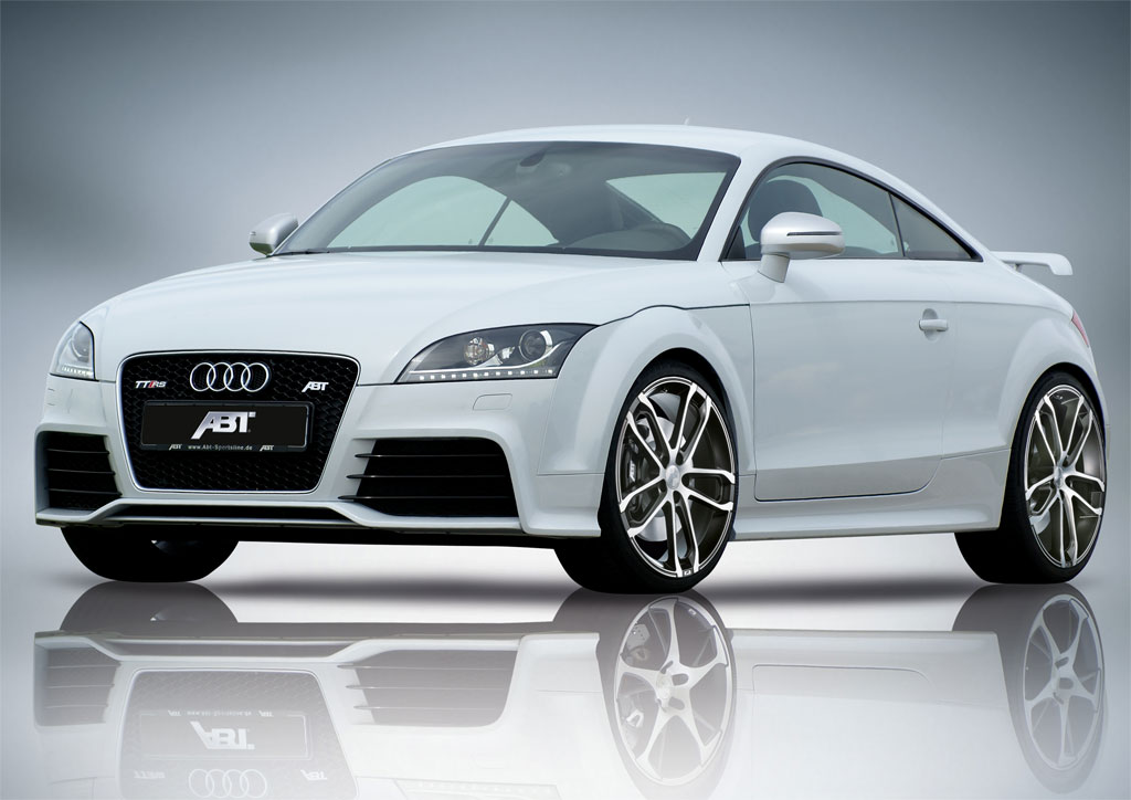 abt audi tt rs boosted to 501 hp autoevolution. Black Bedroom Furniture Sets. Home Design Ideas