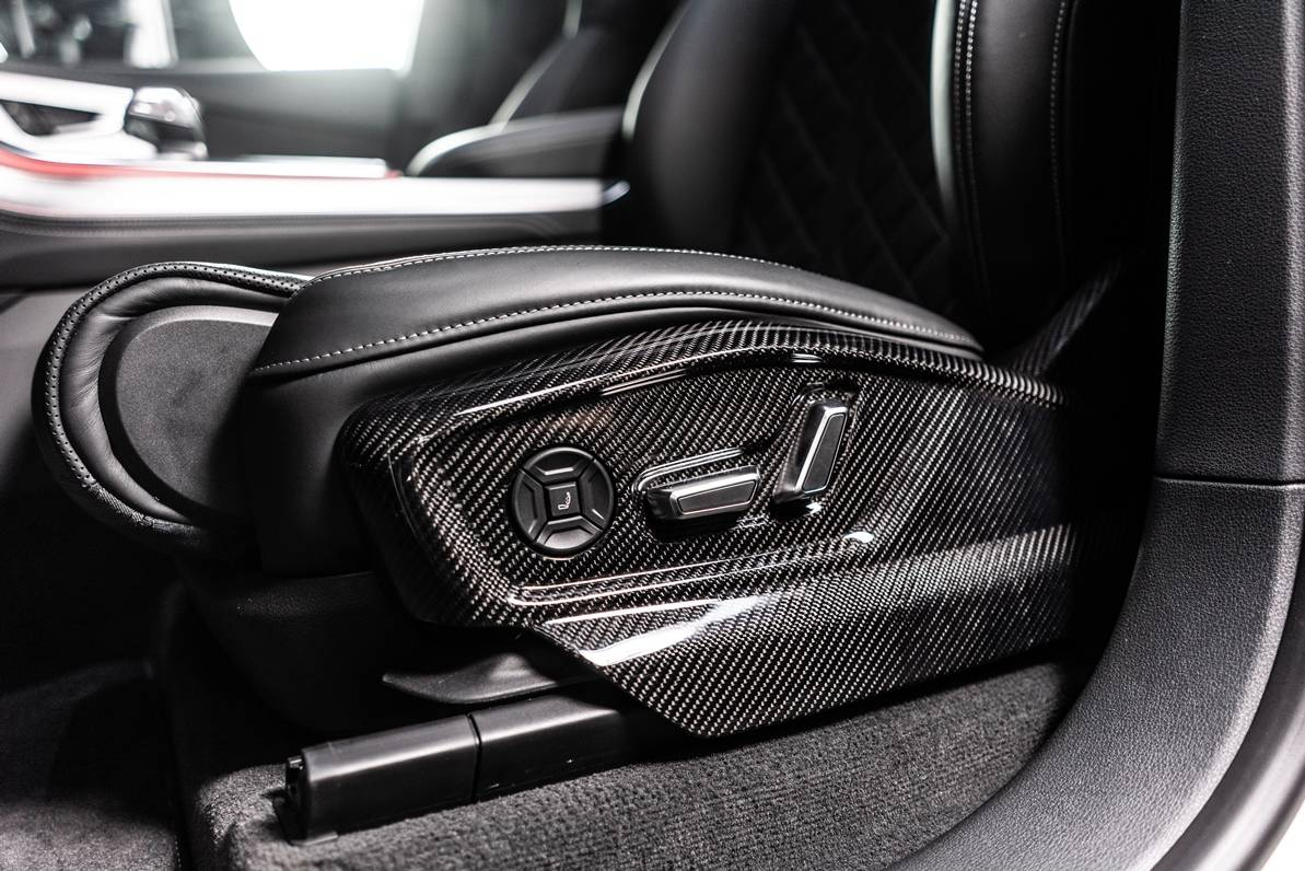 Abt Gives Audi Q8 Carbon Seats 330 Hp For 50 Tdi Engine Autoevolution