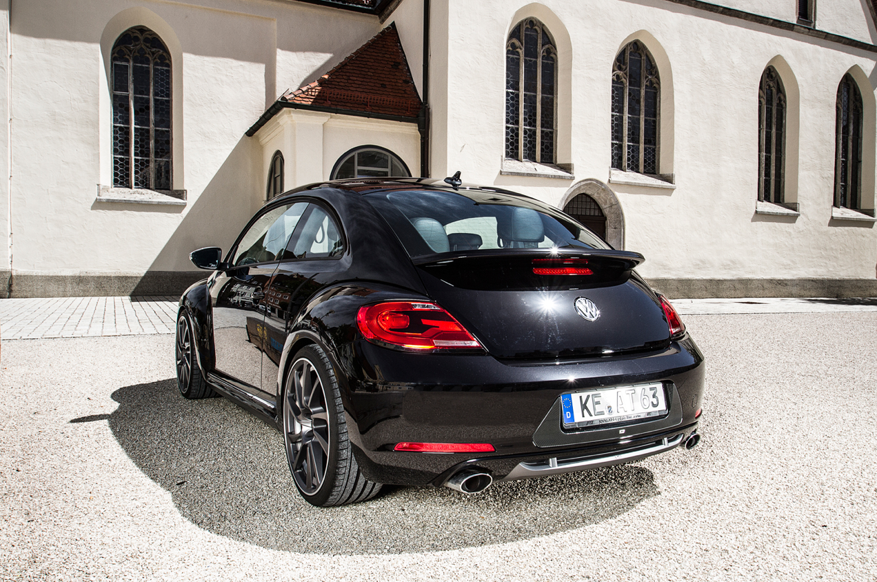 ABT Launches More Complete VW Beetle Tuning Pack - autoevolution