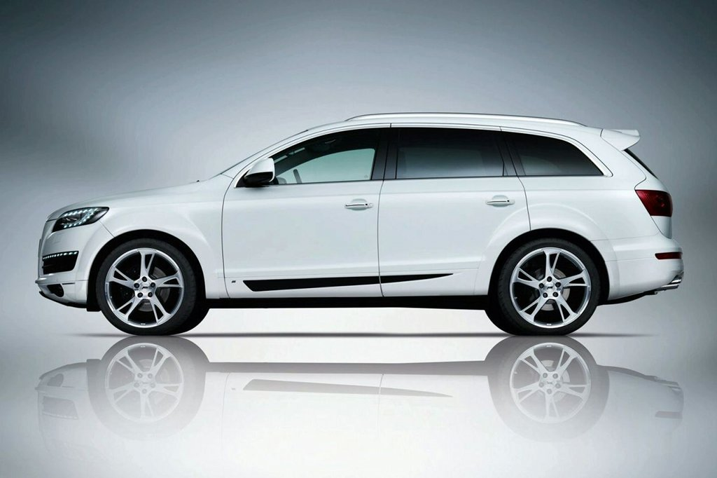 Abt Launches Tuning Package for Audi Q7 Facelift 3.0 TDI Clean Diesel - autoevolution