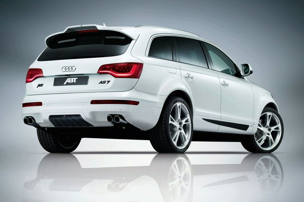 Abt Launches Tuning Package for Audi Q7 Facelift 3.0 TDI ...