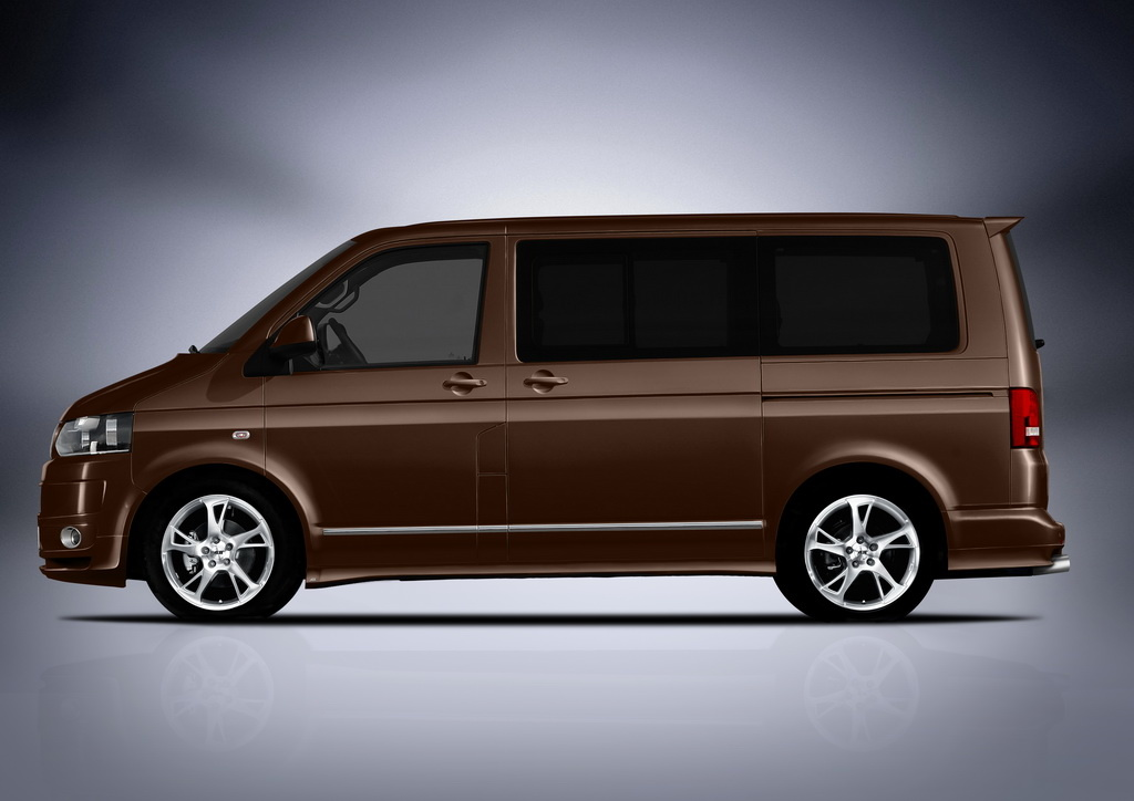 ABT Launches Volkswagen Transporter Tuning Program - autoevolution