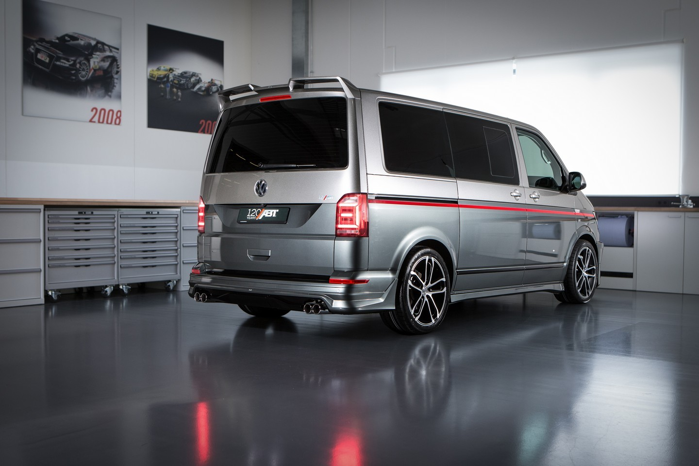 abt makes coolest volkswagen t6 tuning project for geneva. Black Bedroom Furniture Sets. Home Design Ideas