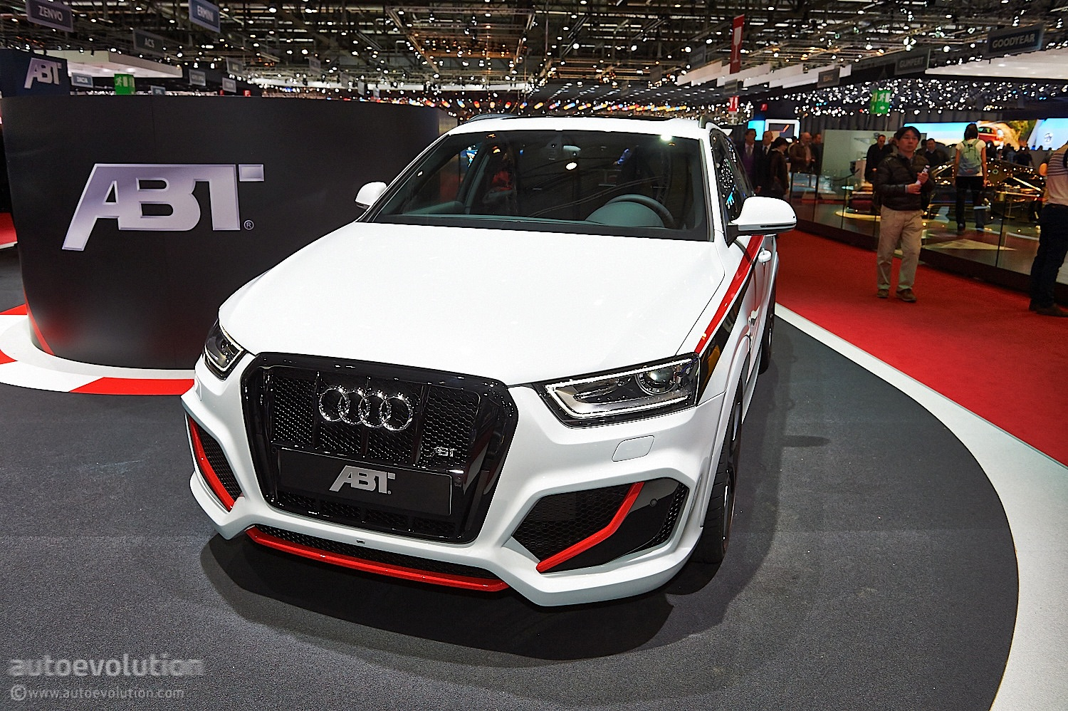 Abt Puts Power Back Into 2 5 Tfsi With Audi Rs Q3 Tuning Project Live Photos Autoevolution