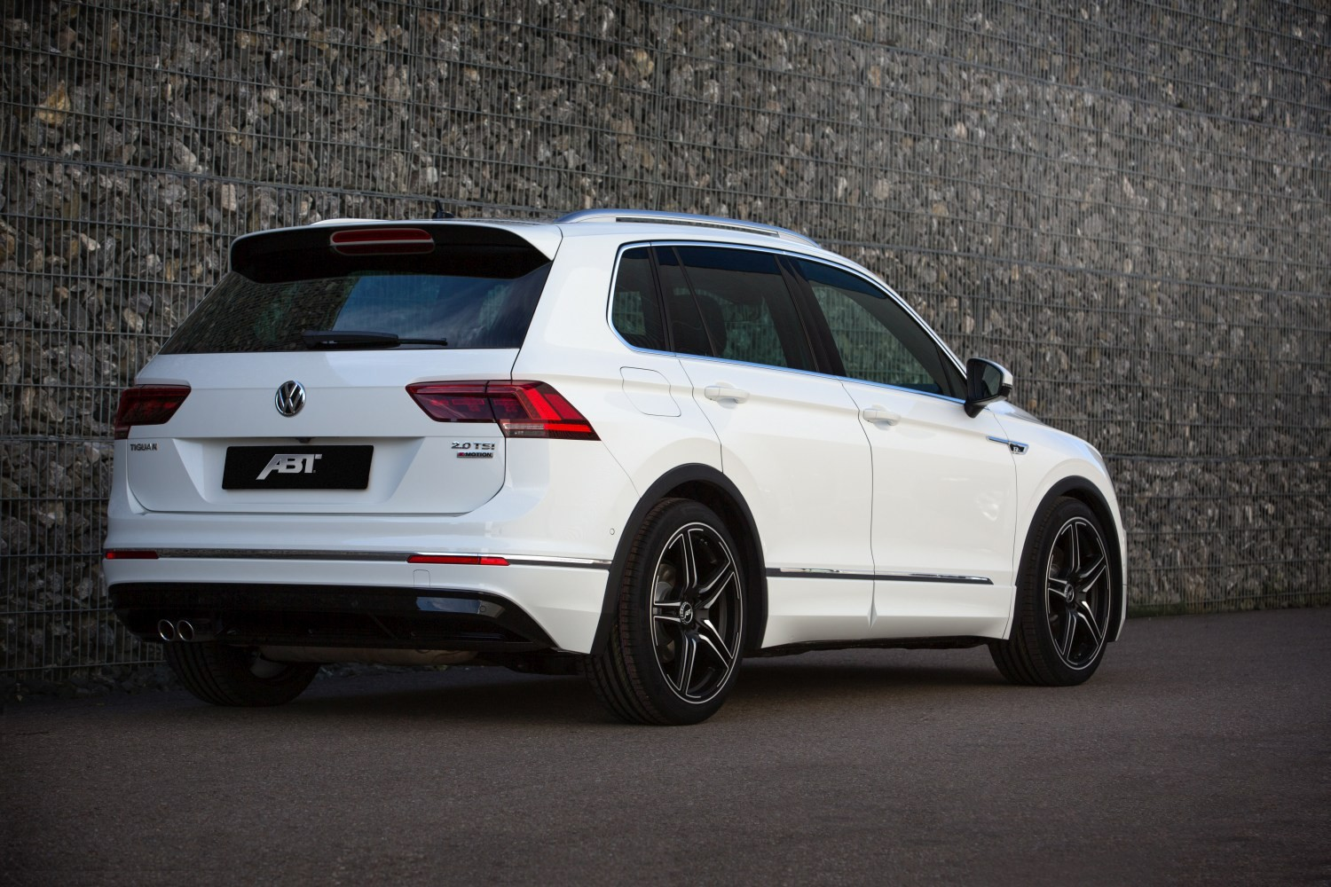 Abt Reveals First 2017 Vw Tiguan Tuning Tdi Power And