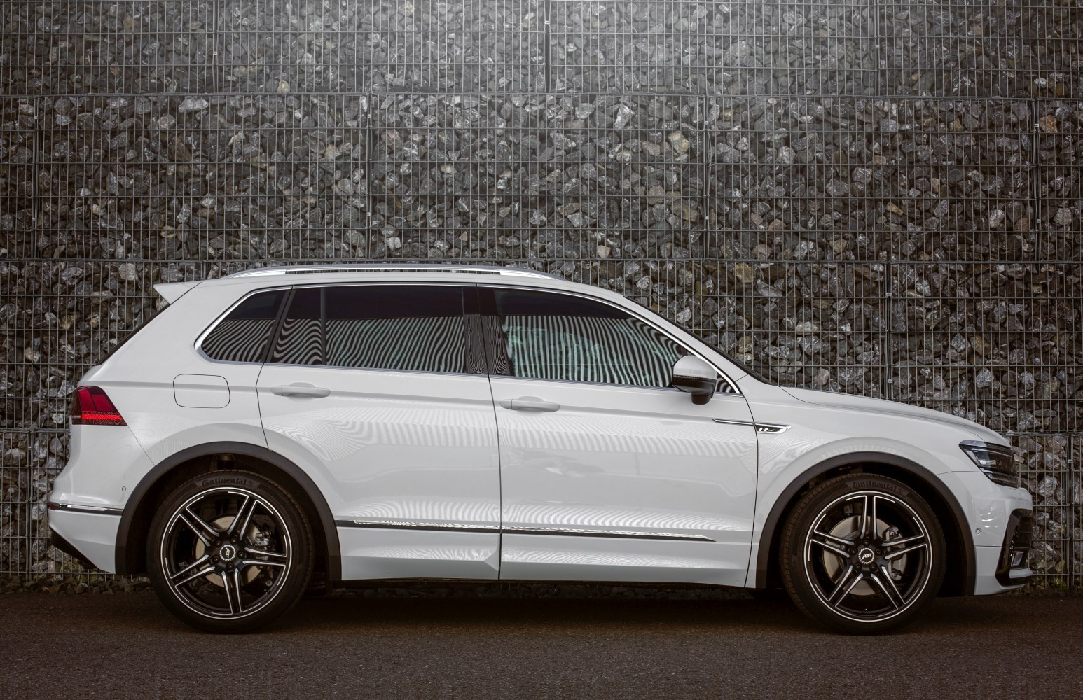 ABT Reveals First 2017 VW Tiguan Tuning: TDI Power and Lowered ...