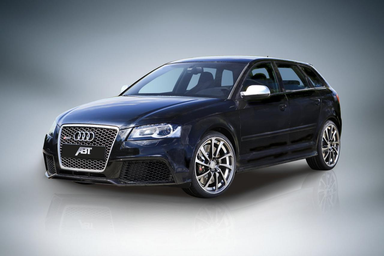 Abt Sportsline Brings the Audi RS3 to 470 hp - autoevolution