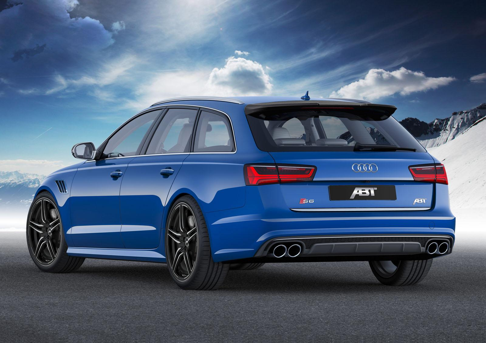 abt sportsline tunes 2015 audi s6 to rs6 like 550 hp autoevolution. Black Bedroom Furniture Sets. Home Design Ideas