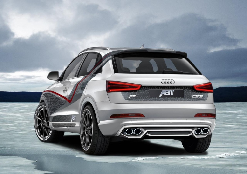 ABT Tunes Audi Q3: QS3 - autoevolution