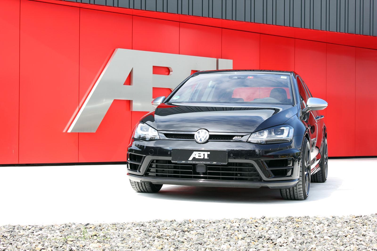 Volkswagen Golf R. Тюнинг от ABT Sportsline