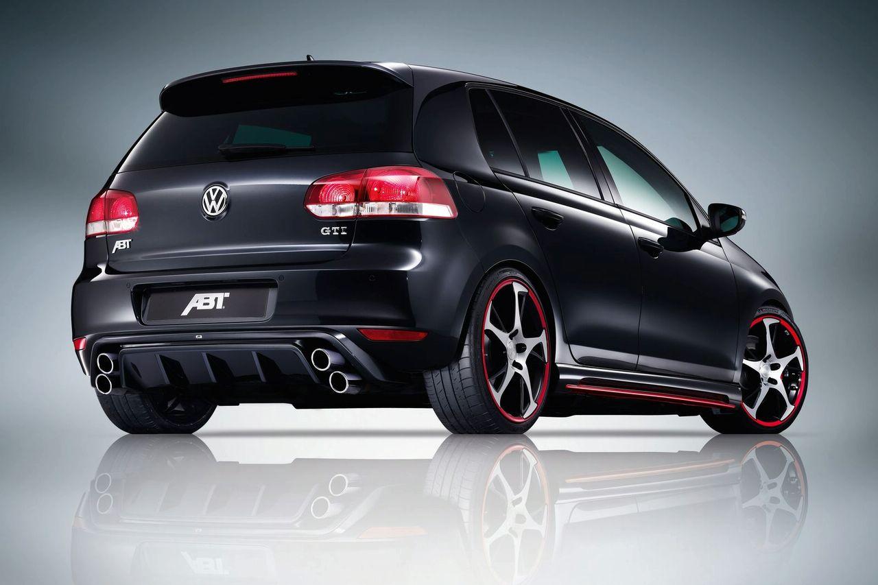 Abt Volkswagen Golf VI GTI 260300 HP  autoevolution