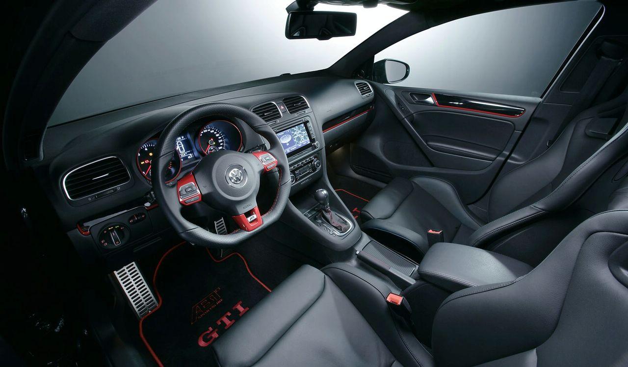 abt volkswagen golf vi gti 260 300 hp autoevolution. Black Bedroom Furniture Sets. Home Design Ideas