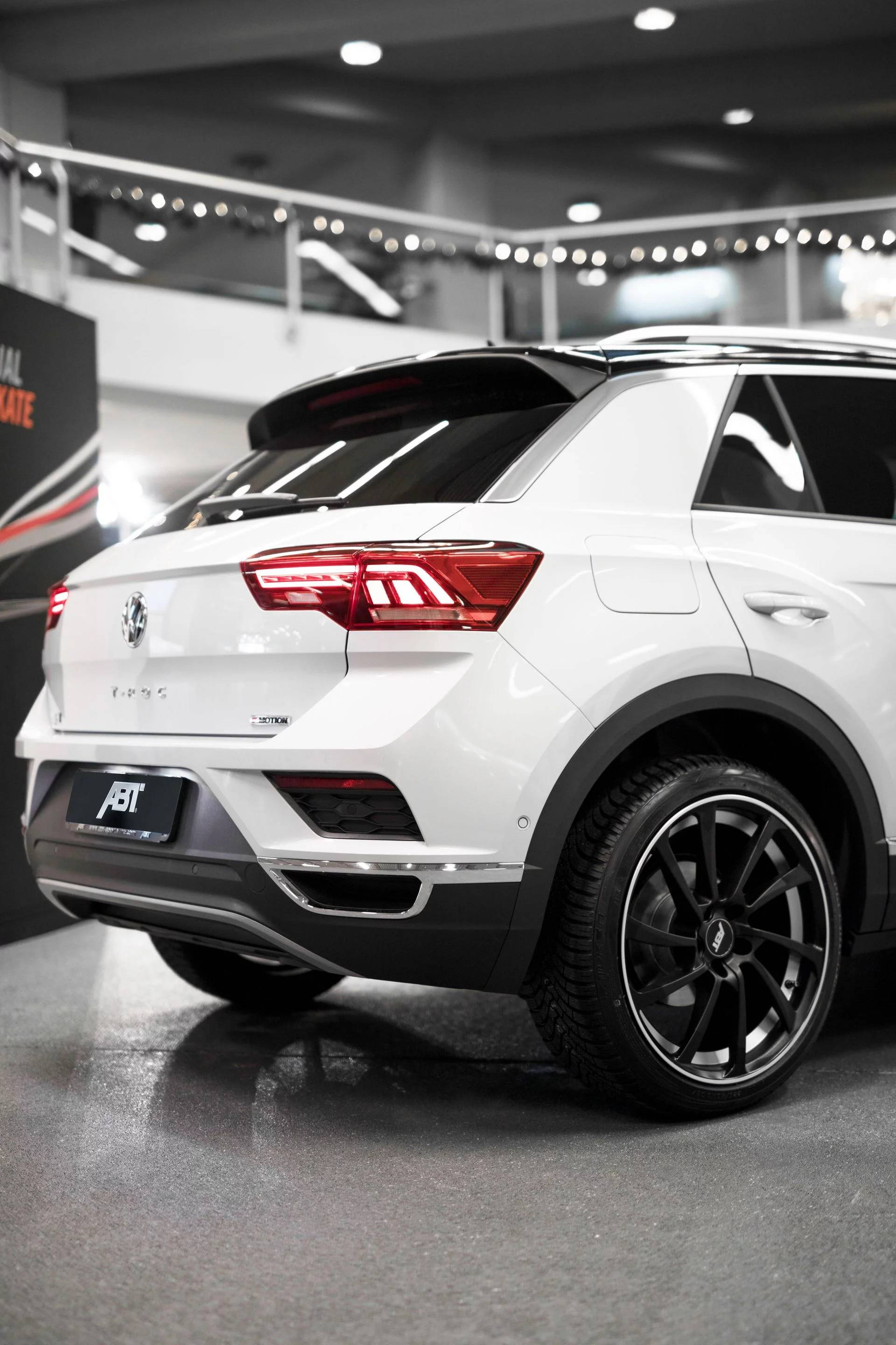 Abts Vw T Roc Wants To Be A High Riding Golf Gti on Tsi 2 0 T Engine