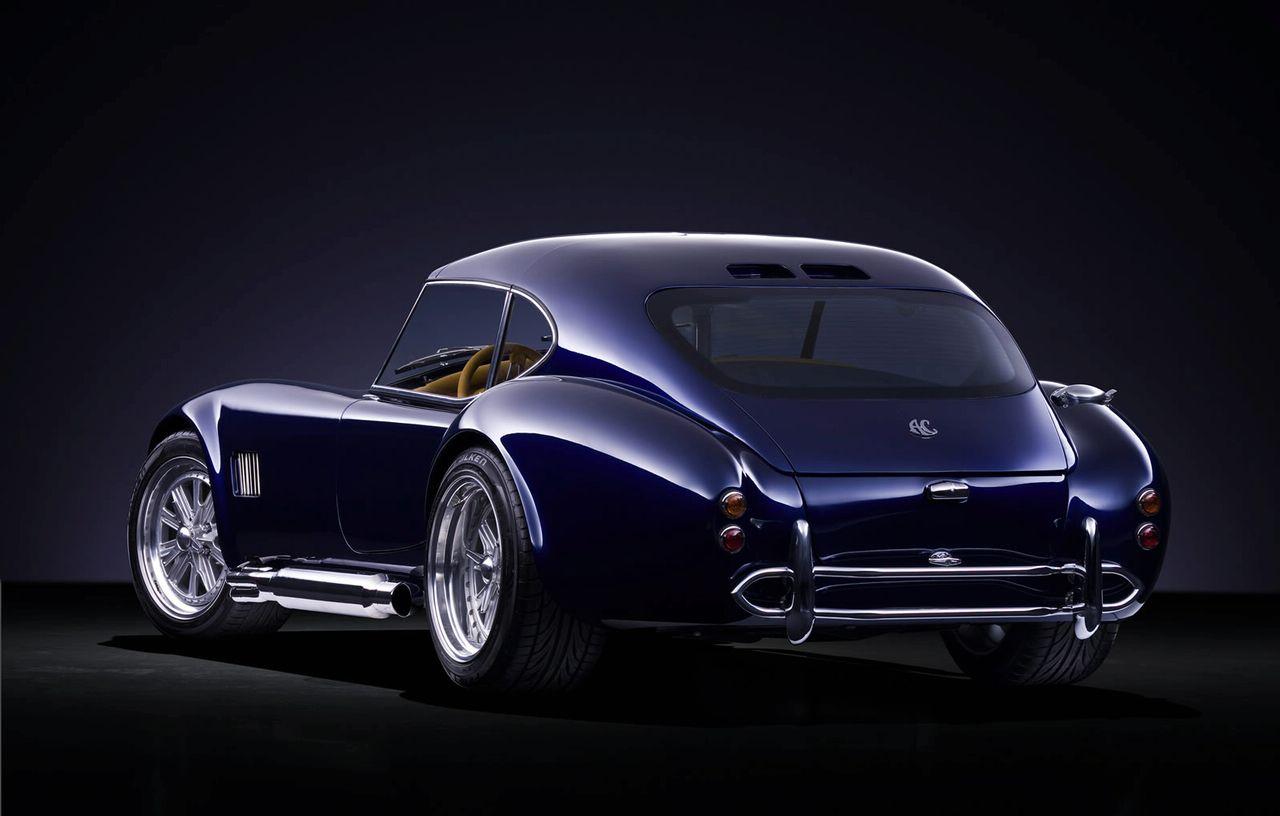 Ac Cars Cobra Mkvi On Display In Monaco Autoevolution