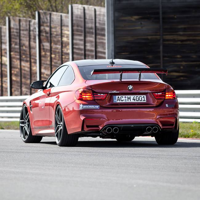 AC Schnitzer ACS4 Sport: The Perfect BMW M4 GTS