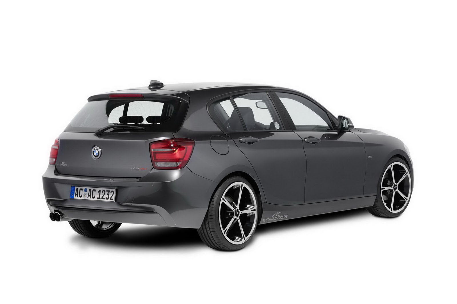 ac schnitzer bmw 1 series f20 coming to essen motor show autoevolution. Black Bedroom Furniture Sets. Home Design Ideas