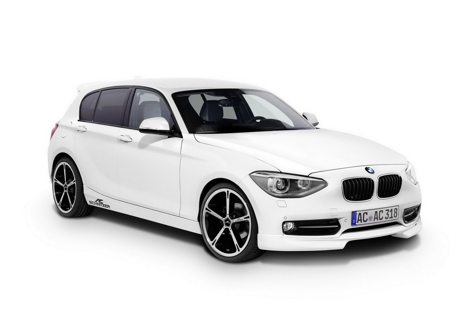 Ac Schnitzer Bmw 1 Series F20 Coming To Essen Motor Show