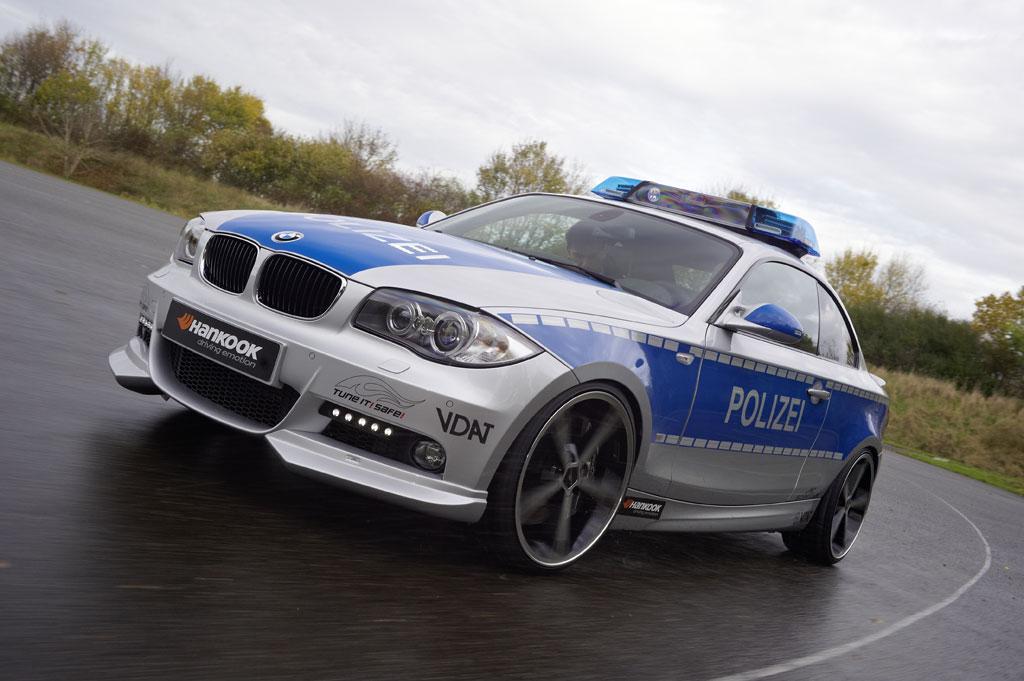 Ac Schnitzer Bmw 123d Polizei Revealed Autoevolution