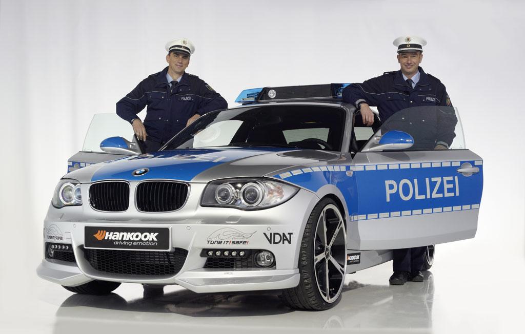 Bmw Rims 22 Inch >> AC Schnitzer BMW 123d Polizei Revealed - autoevolution