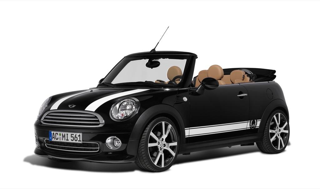 Ac Schnitzer Kit For Mini Cooper Convertible Autoevolution