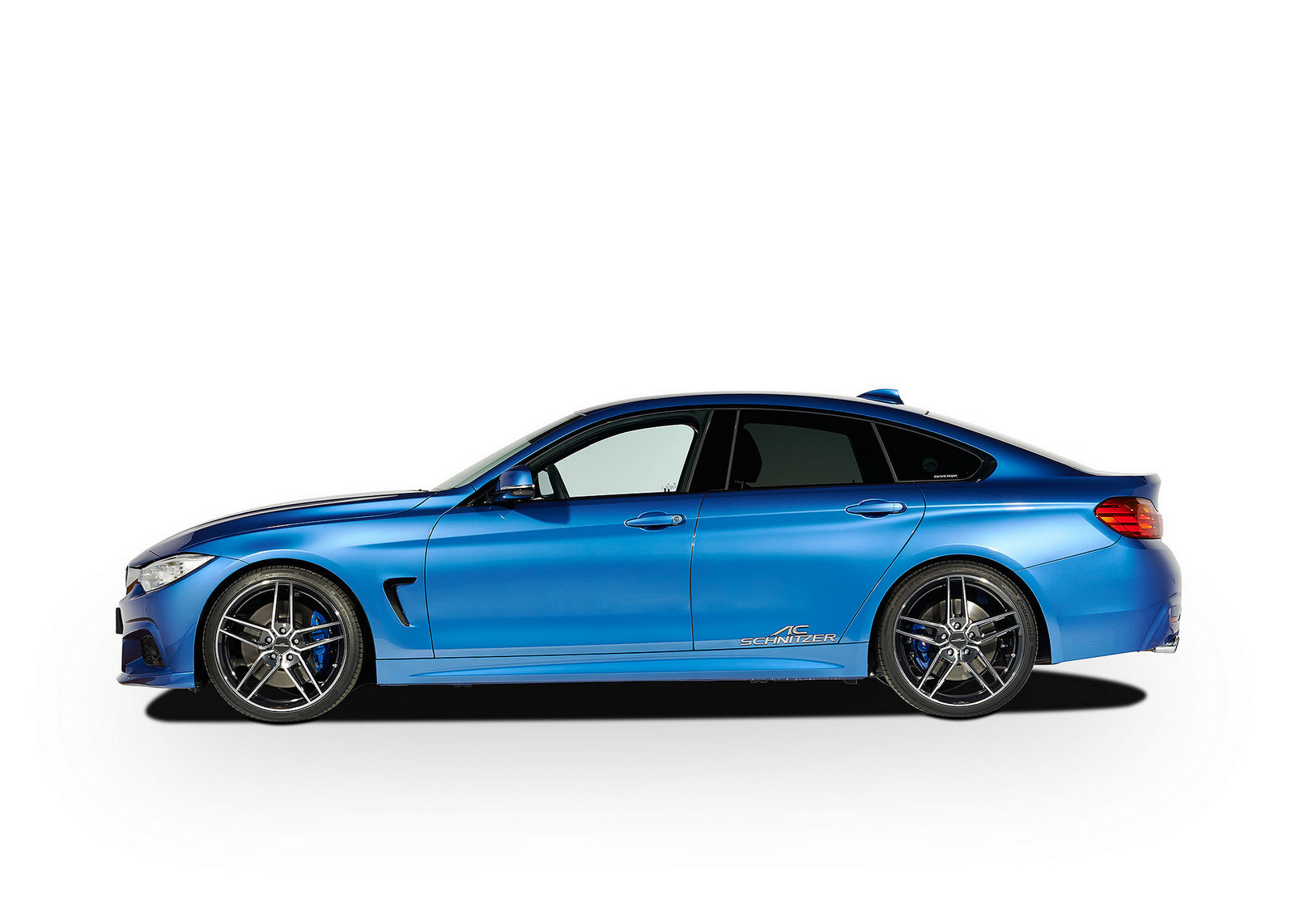 Bmw 435i Gran Coupe >> AC Schnitzer Launches Tuning Pack for BMW 4 Series Gran Coupe Range - autoevolution