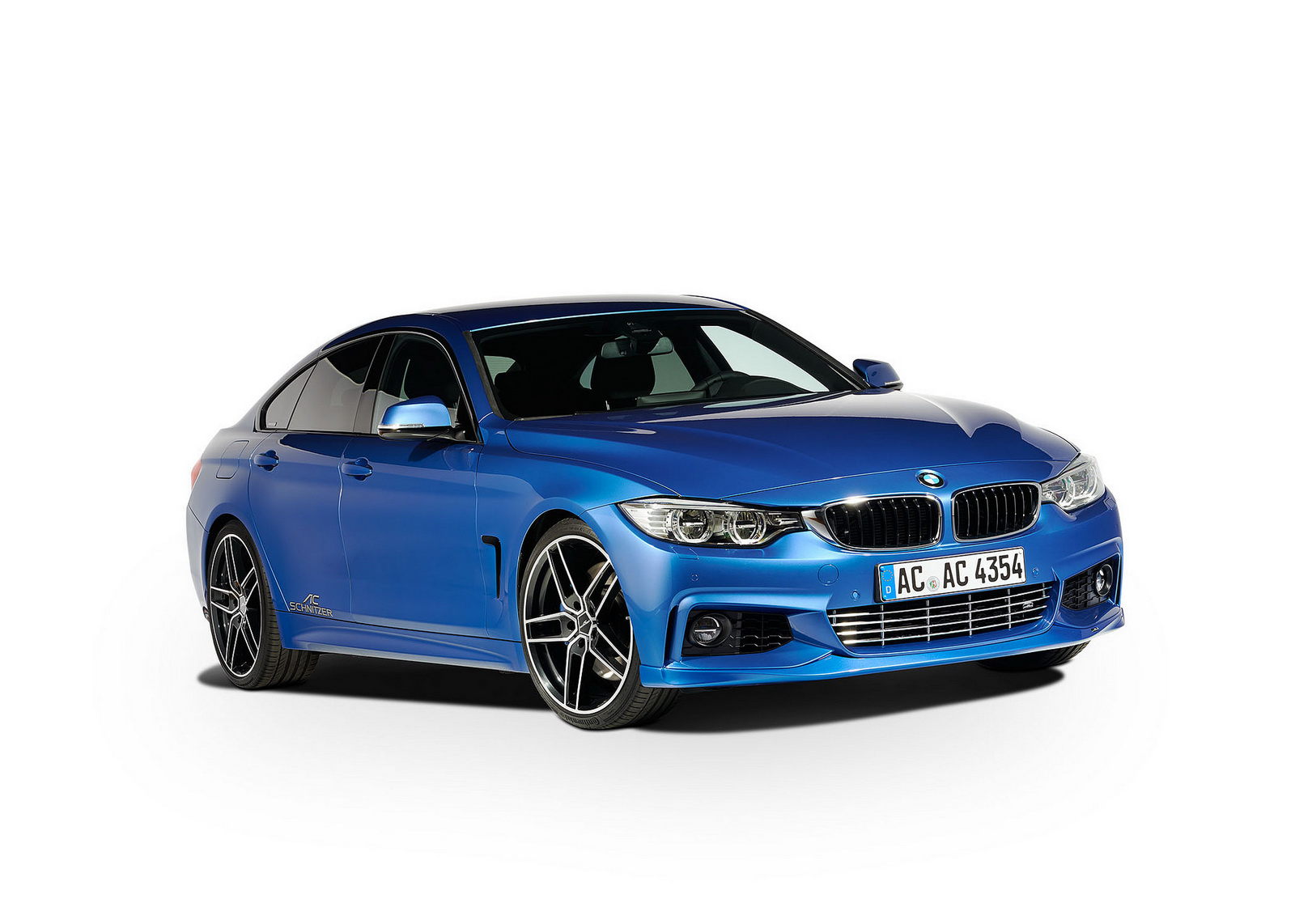 Ac Schnitzer Launches Tuning Pack For Bmw 4 Series Gran