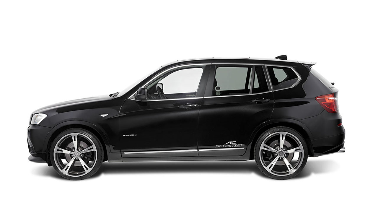 ac schnitzer package for 2012 bmw x3 revealed autoevolution. Black Bedroom Furniture Sets. Home Design Ideas