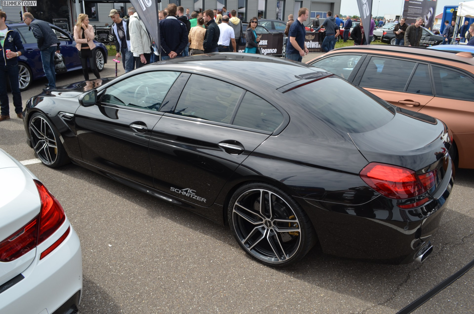Ac Schnitzer S M6 Gran Coupe In More Detail Autoevolution