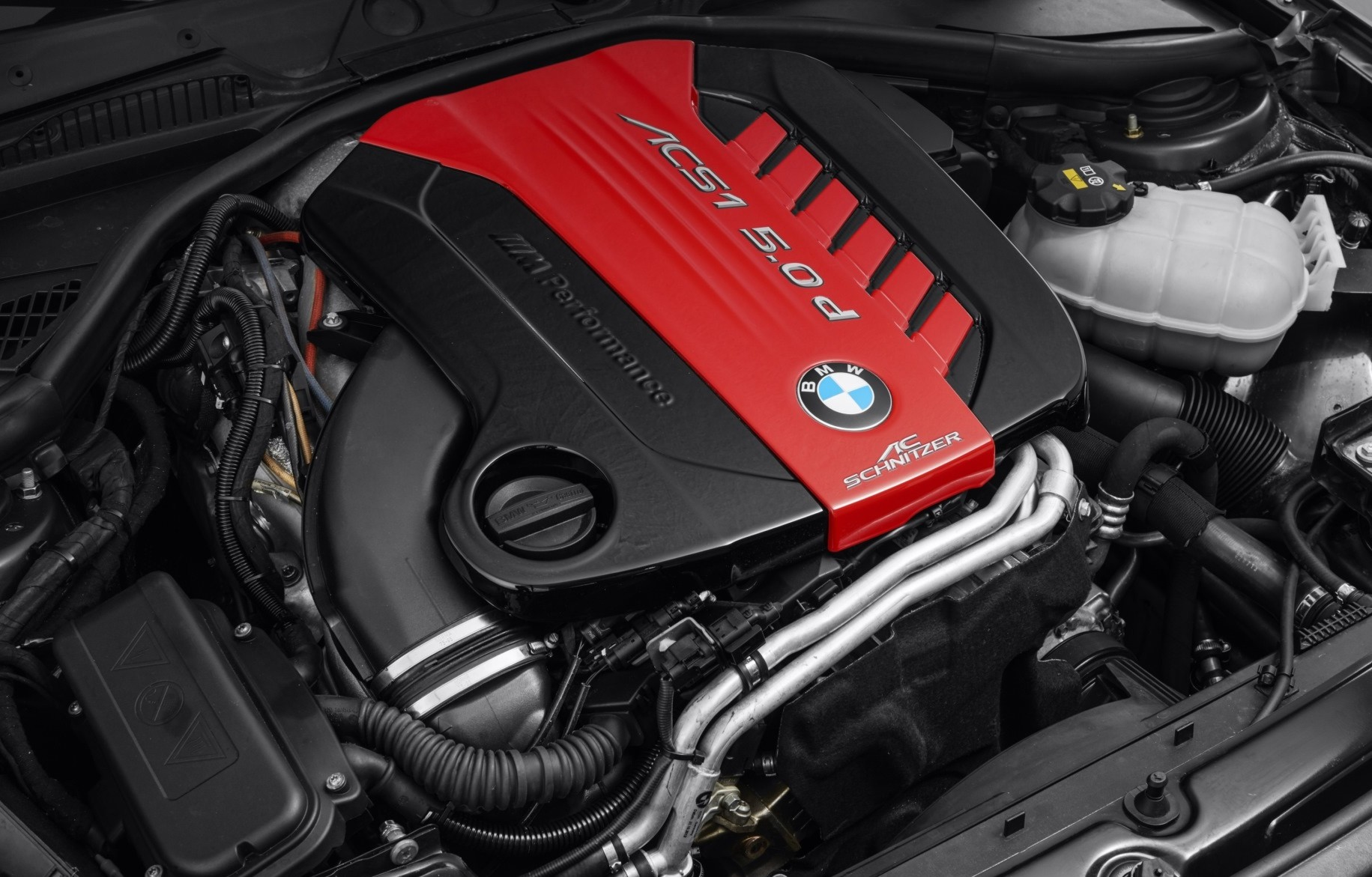 AC Schnitzer Shows BMW 150d a 1 Series Stuffed with Tri Turbo