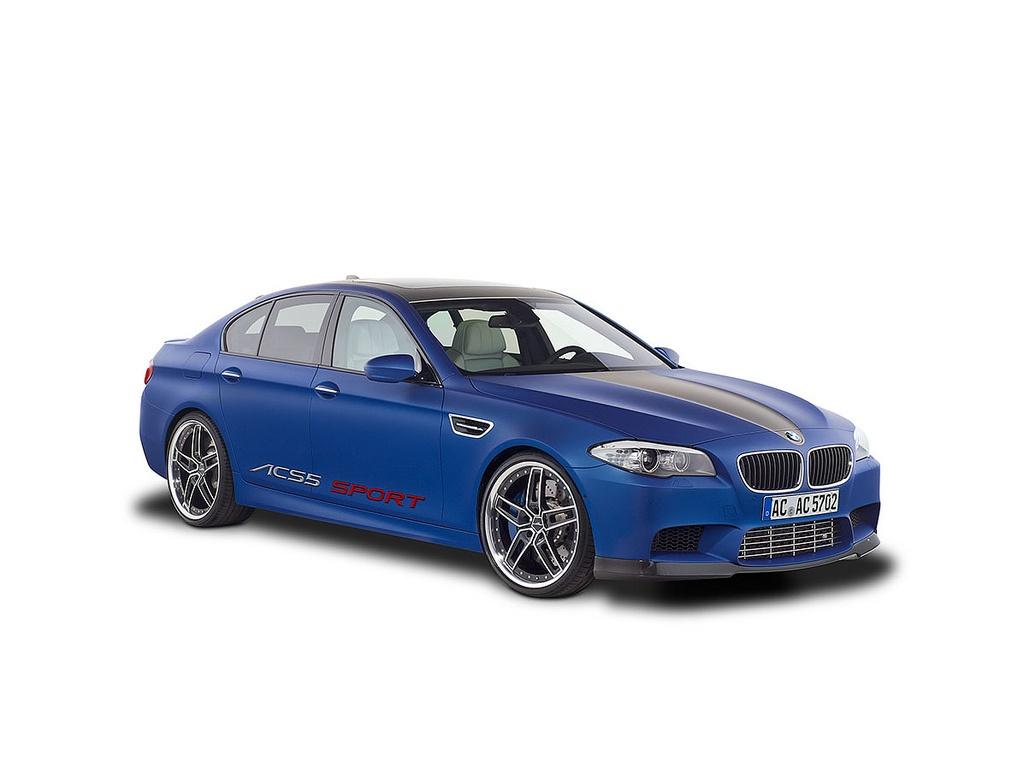 AC Schnitzer Tuned 2012 BMW M5: ACS5 Sport  autoevolution