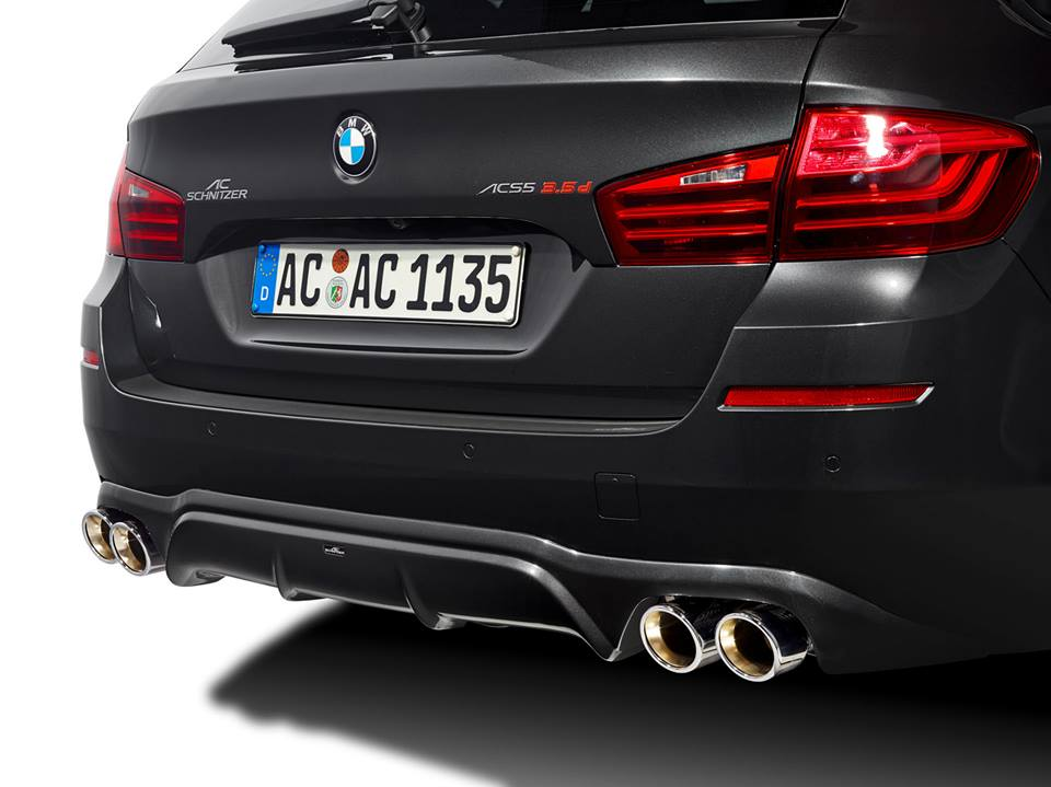 Ac Schnitzer Unveils Full Details About Their Take On The