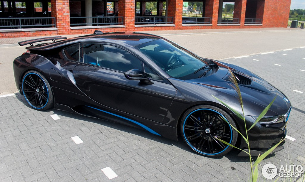 Ac Schnitzer S Bmw I8 Spotted In The Netherlands Photo Gallery