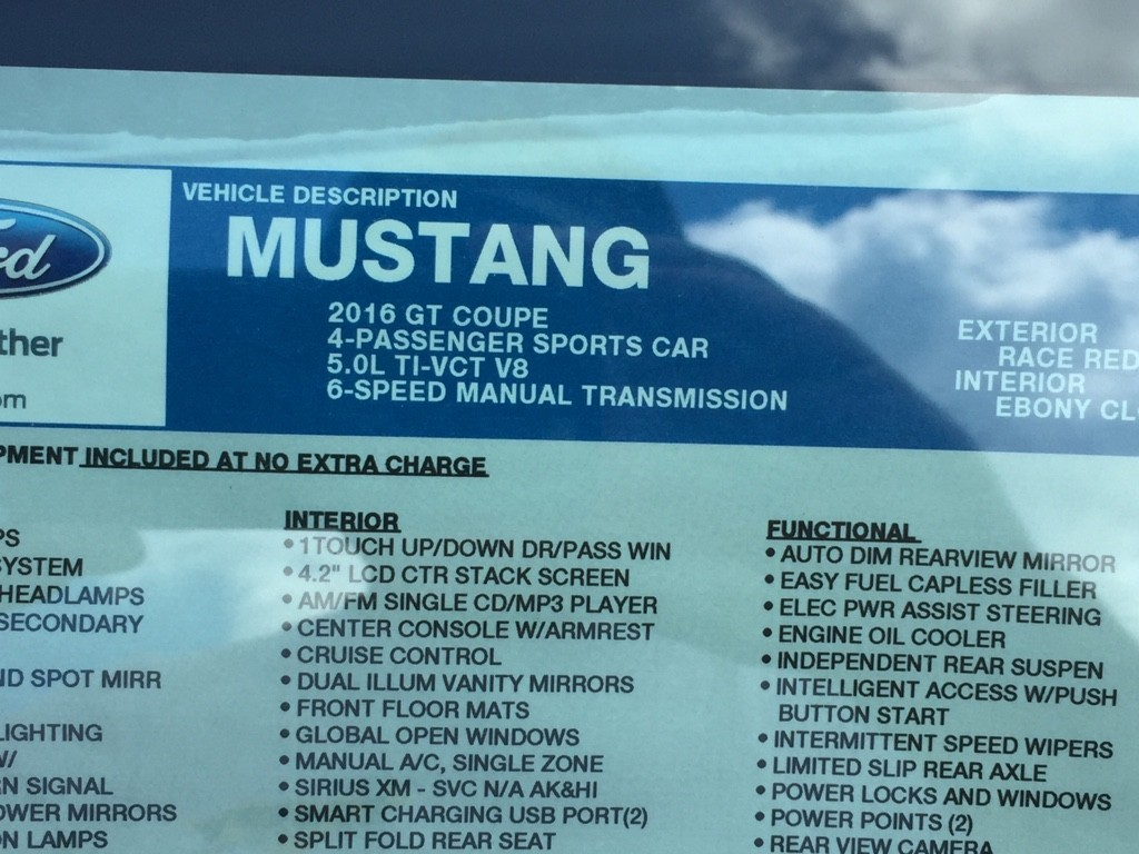 Access Your S550 Mustang's Hidden Settings with This DIY Guide