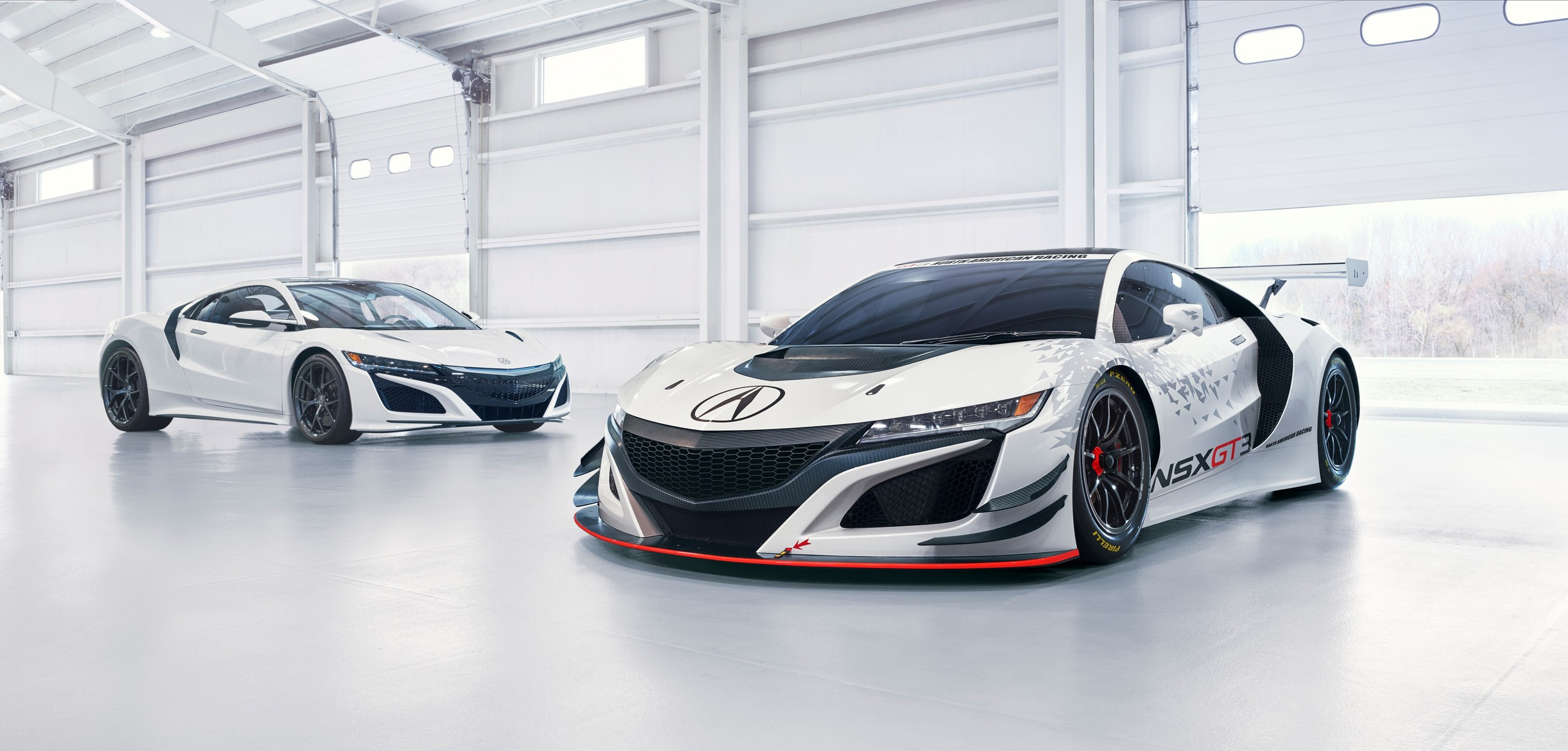 2018 Honda Nsx Gt3 Is One Expensive Way To Go Customer Racing