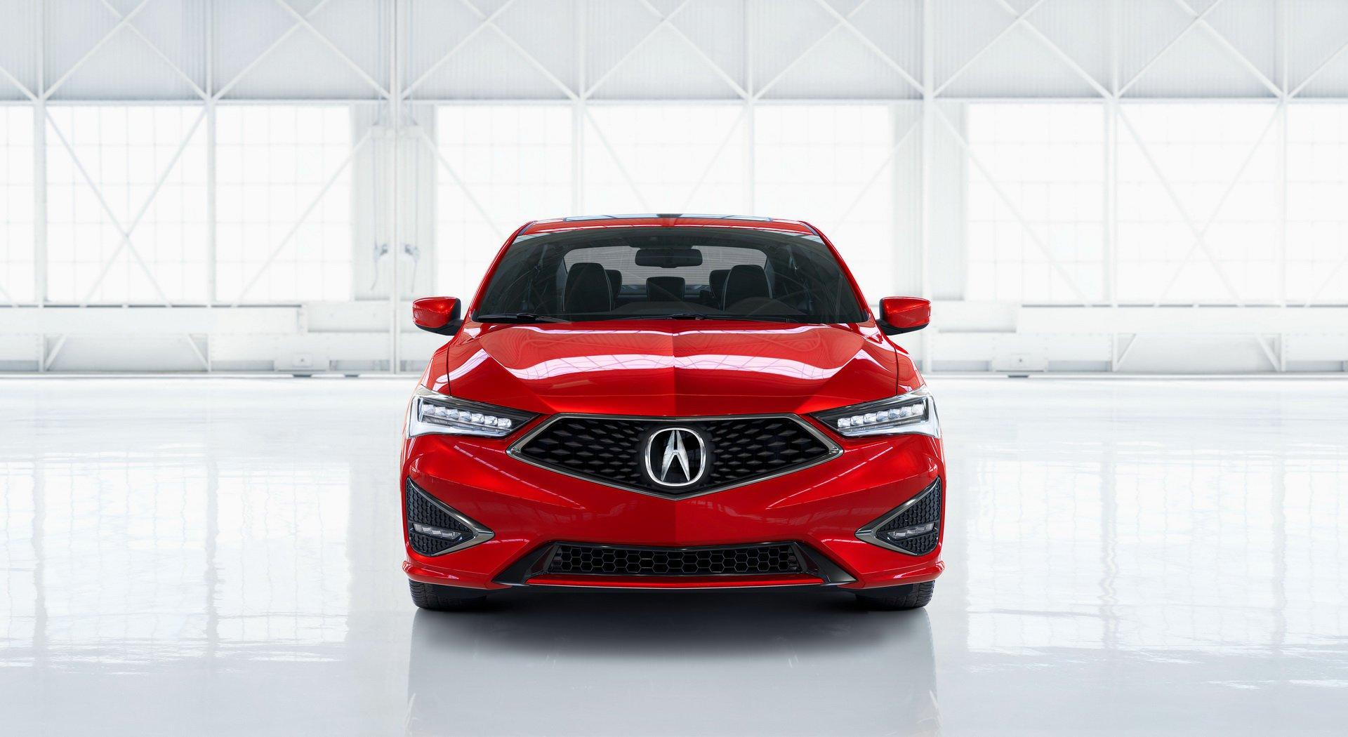 Acura ILX Loses Beak For 2019 Model Year - autoevolution