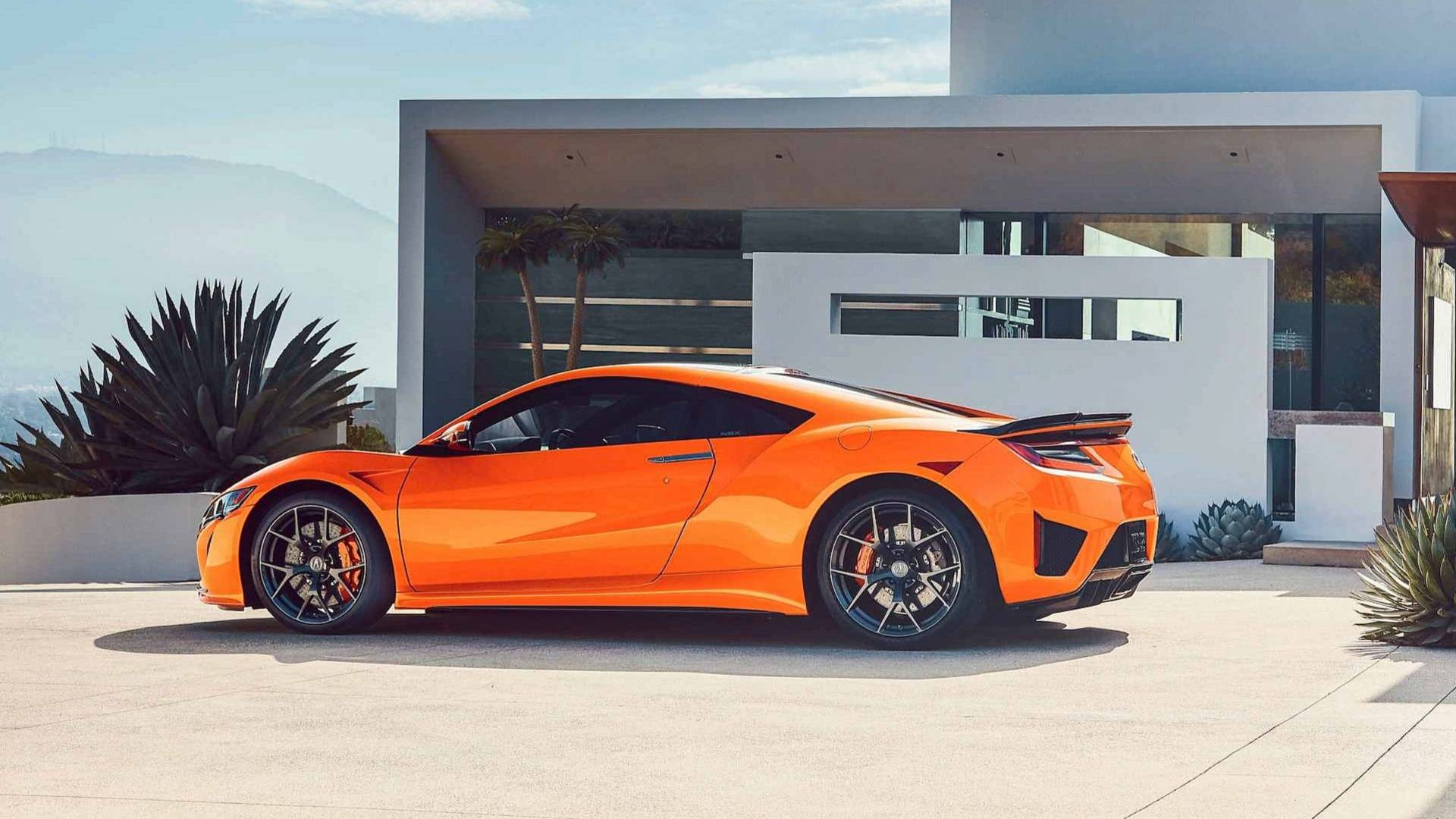 Acura Nsx Type R Rumored With 650 Horsepower Autoevolution