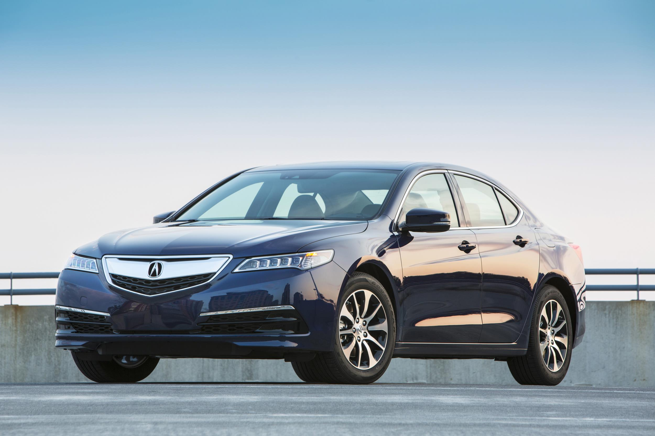 The tlx has never been the mid size luxury sedan acura envisioned it a big problem of the tlx is that it s too much of a honda accord