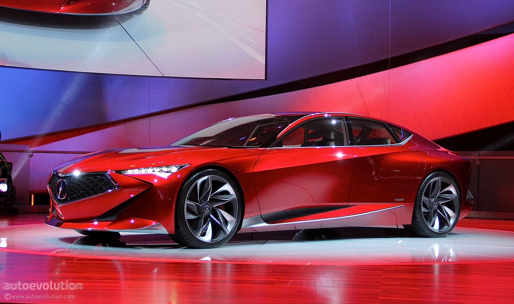 Acura S Next Generation Rlx To Be Inspired By Precision Concept Autoevolution