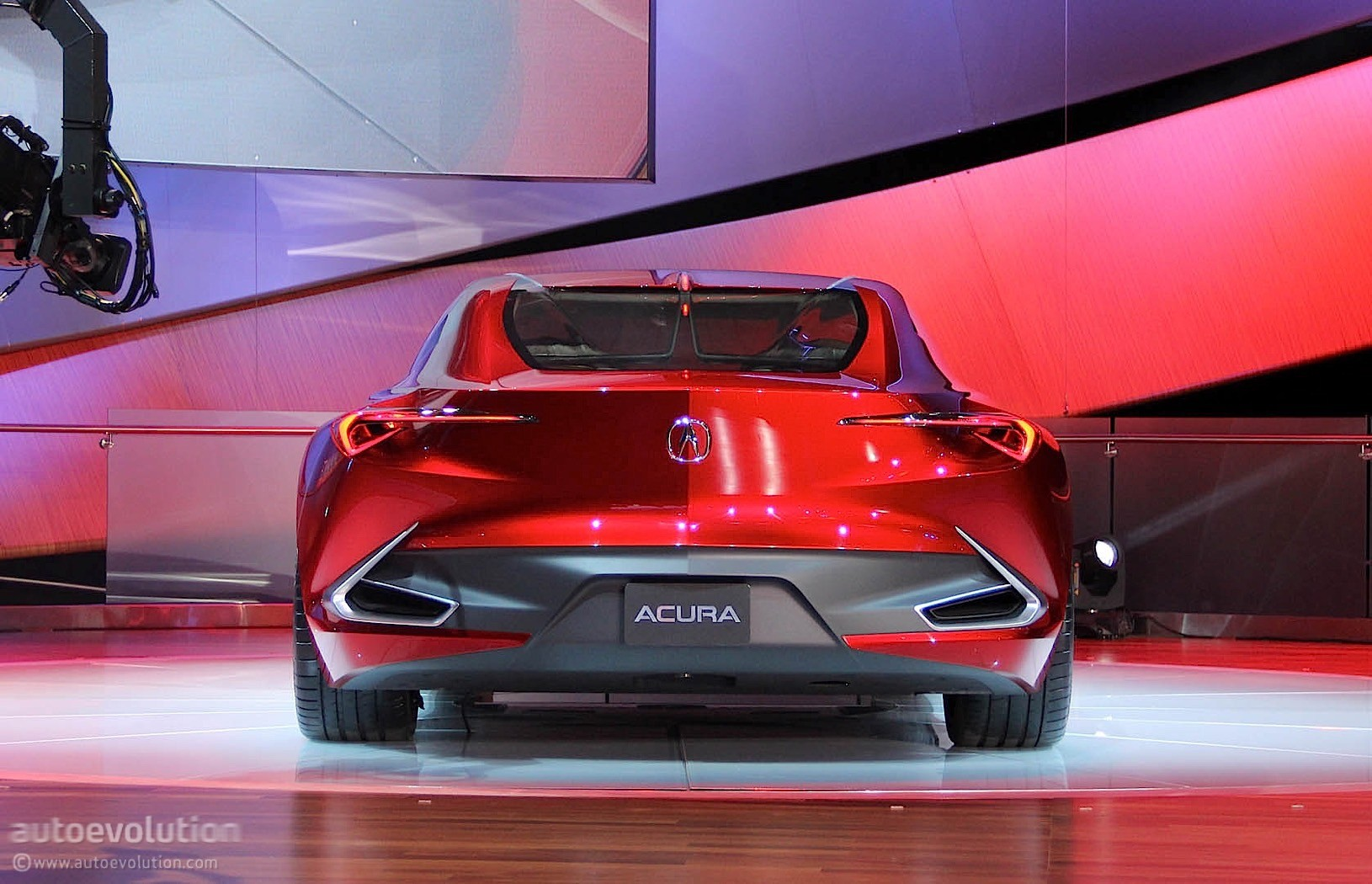Acura's Next-Generation RLX To Be Inspired By Precision ...